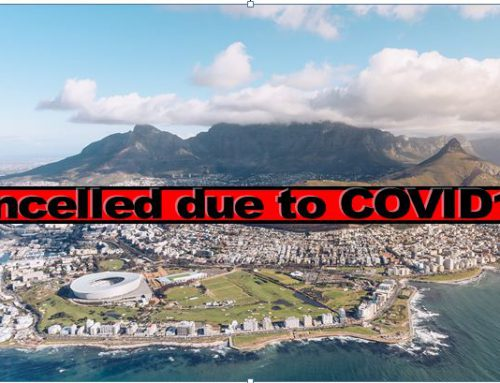 Cape Town- South Africa. 21st September to 28th September 2020